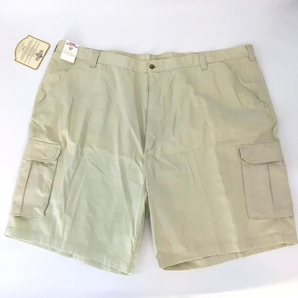 99f57e88d7 Wrangler Shorts   Rugged Wear Khaki Cargo Size 52   Poshmark